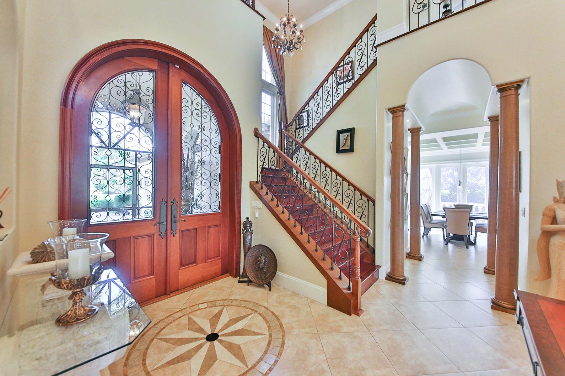 Maison unifamiliale pour l Vente à LELY RESORT - TIGER ISLAND ESTATES Naples, Florida, 34119 États-Unis
