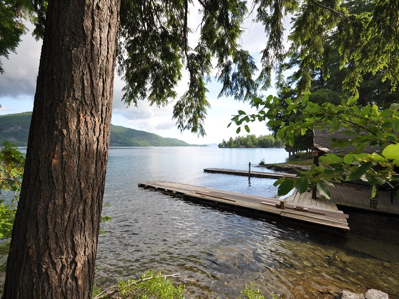 Additional photo for property listing at Lake George Historic Waterfront Property 2148  Lands End Rd Dresden, Нью-Йорк 12841 Соединенные Штаты