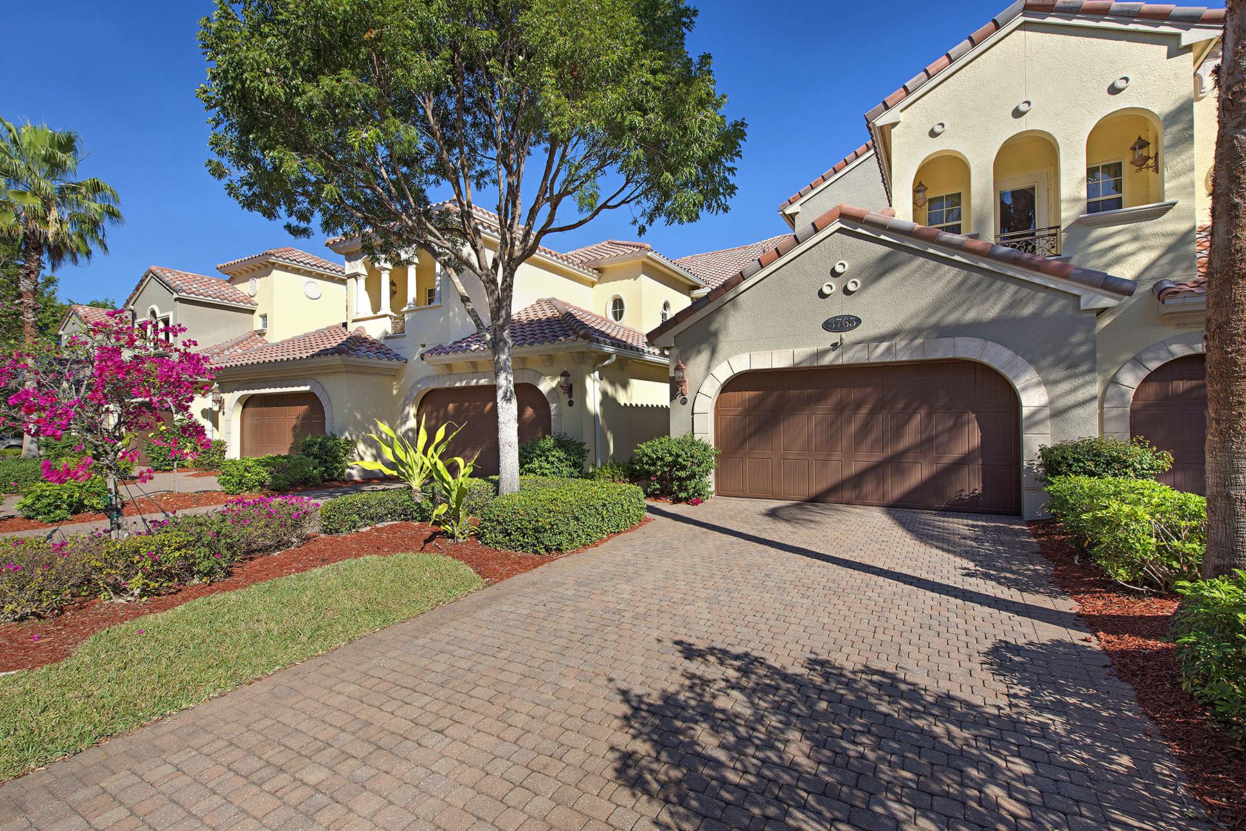 Condominium for Sale at Montreaux 3765 Montreux Ln 204 Naples, Florida, 34114 United States