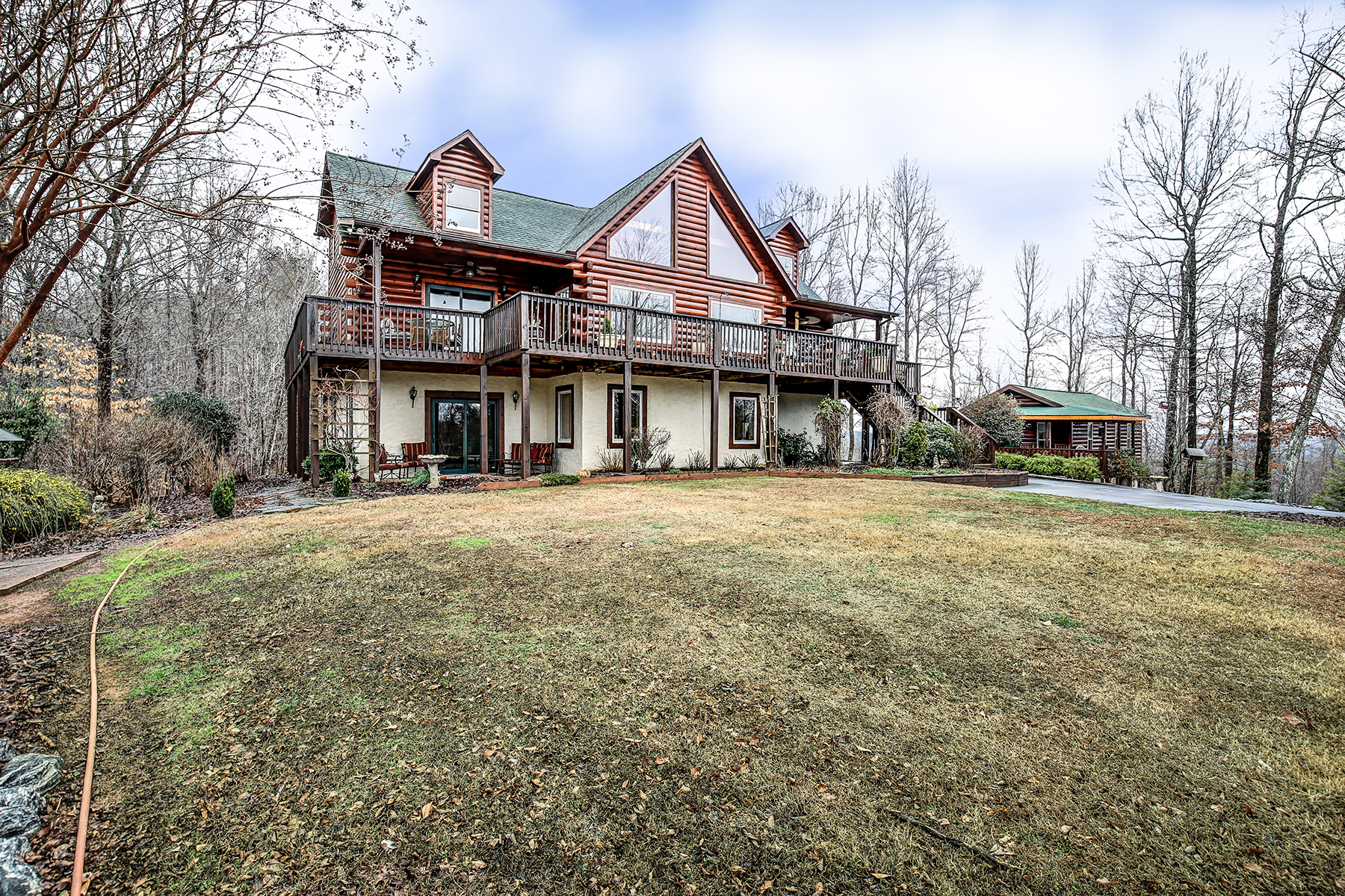 Single Family Home for Sale at GREEN RIVER HIGHLANDS 1132 Cross Ridge Dr Rutherfordton, North Carolina, 28139 United States