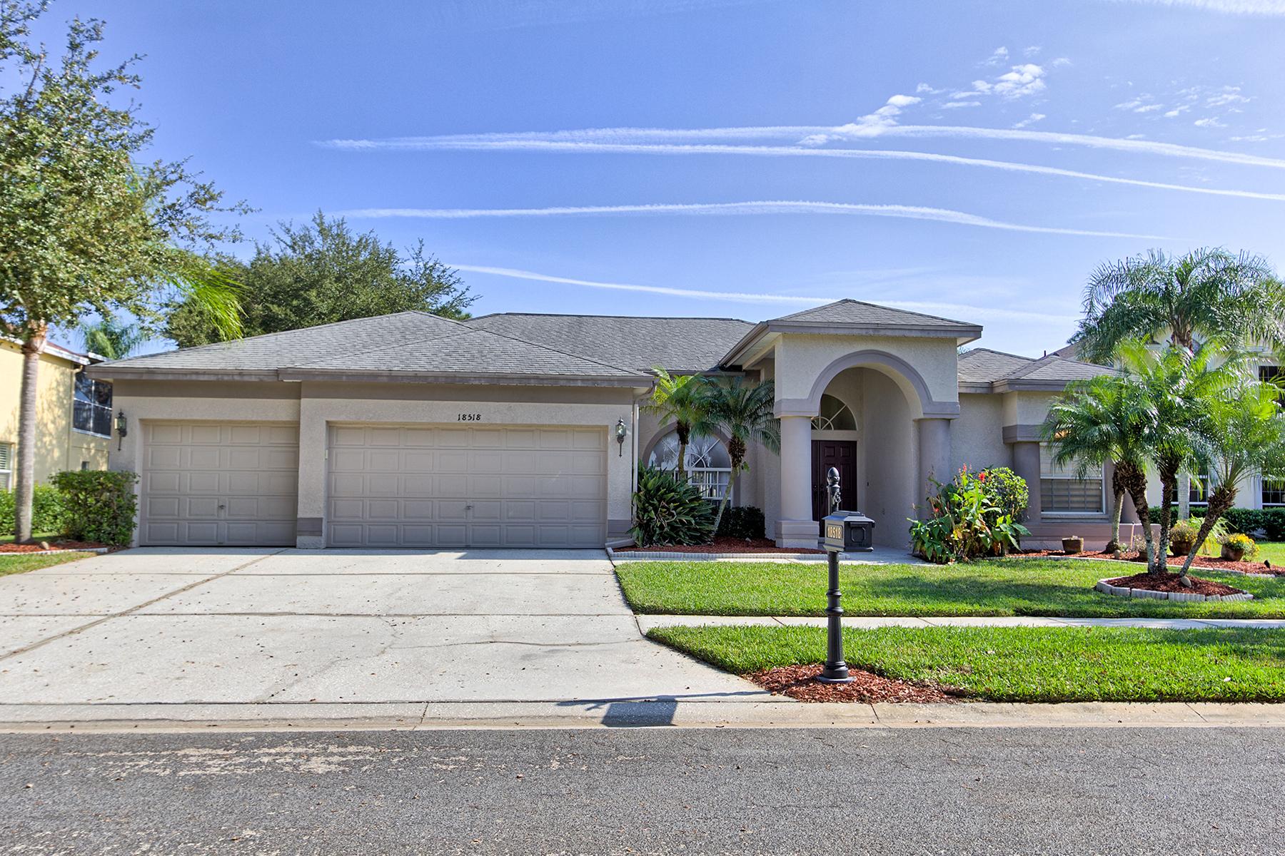 Villa per Vendita alle ore CALUSA TRACE 18518 Bittern Ave Lutz, Florida, 33558 Stati Uniti