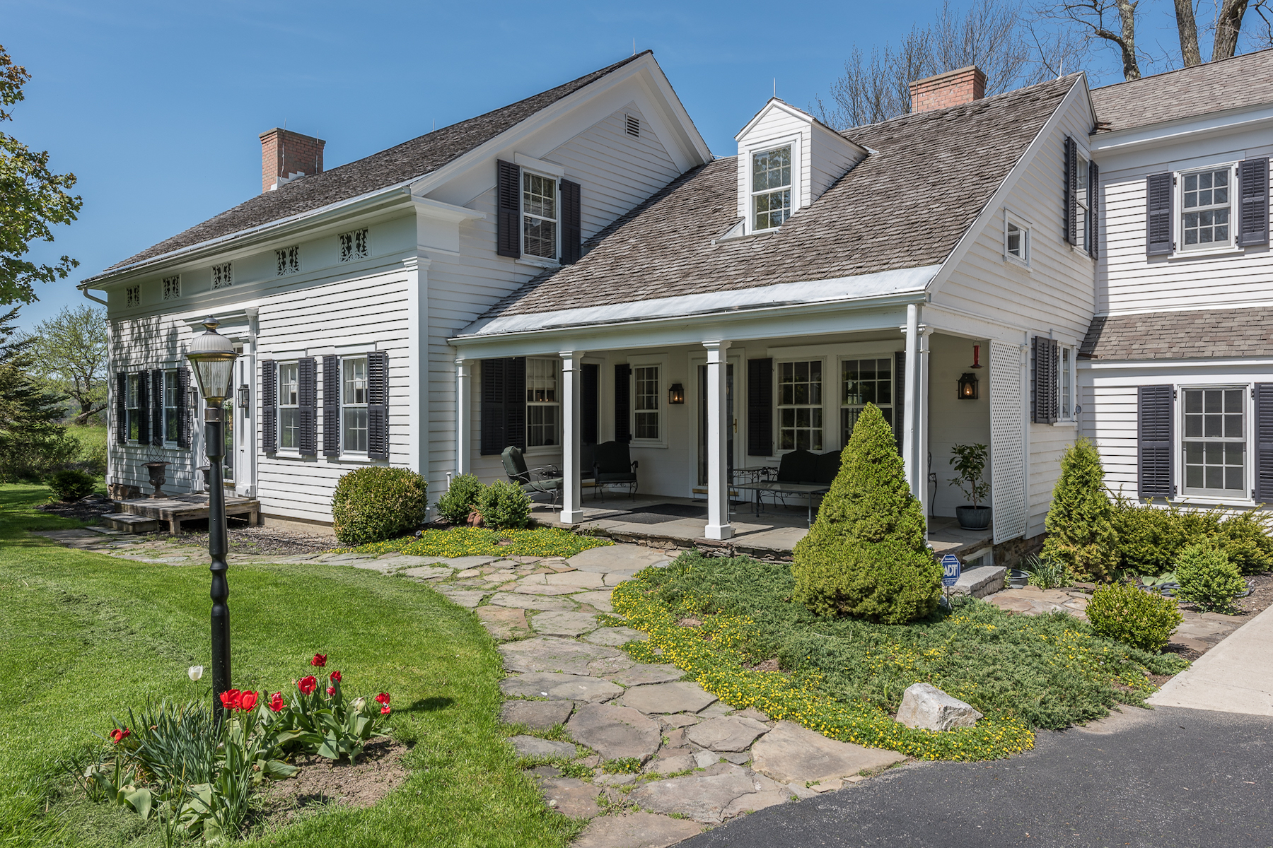 Additional photo for property listing at Schoolhouse Farm 2071  County Highway 26 Fly Creek, New York 13337 États-Unis