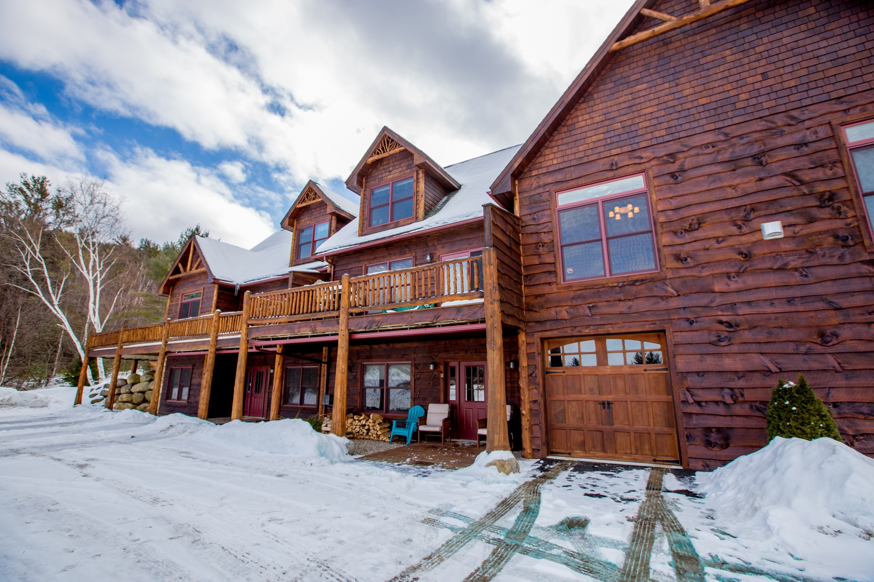 Townhouse for Sale at Luxury Top Ridge Home With Mountain Views 11 Adirondack Expressway North Creek, New York 12853 United States