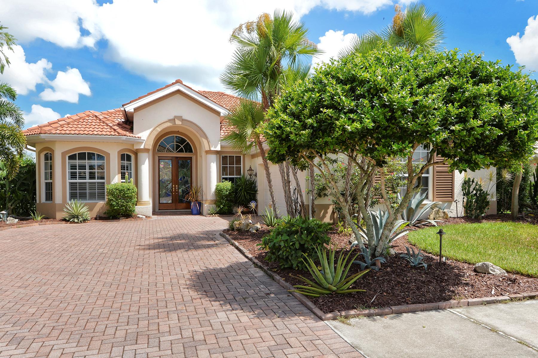 Nhà ở một gia đình vì Bán tại VENETIAN GOLF & RIVER CLUB 162 Montelluna Dr North Venice, Florida, 34275 Hoa Kỳ