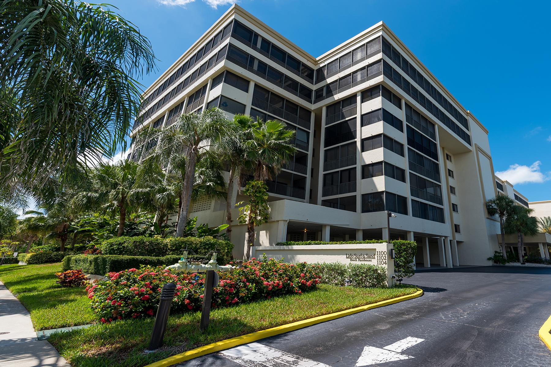 콘도미니엄 용 매매 에 SARASOTA 1100 Benjamin Franklin Dr 405 Sarasota, 플로리다, 34236 미국