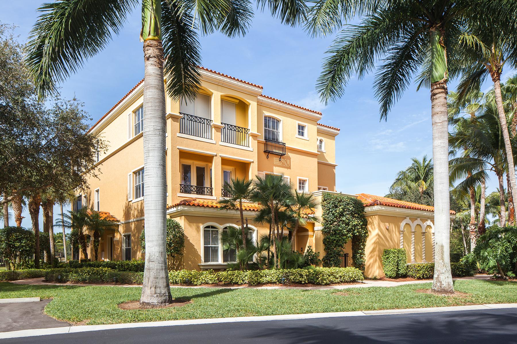 Condominio por un Venta en BOLERO AT TIBURON 2625 Estrella Ct 1502 Naples, Florida, 34109 Estados Unidos