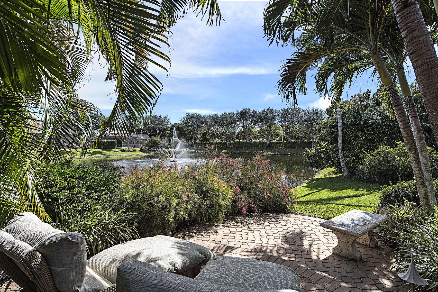 Частный односемейный дом для того Продажа на Naples 8808 Muirfield Dr Naples, Флорида, 34109 Соединенные Штаты