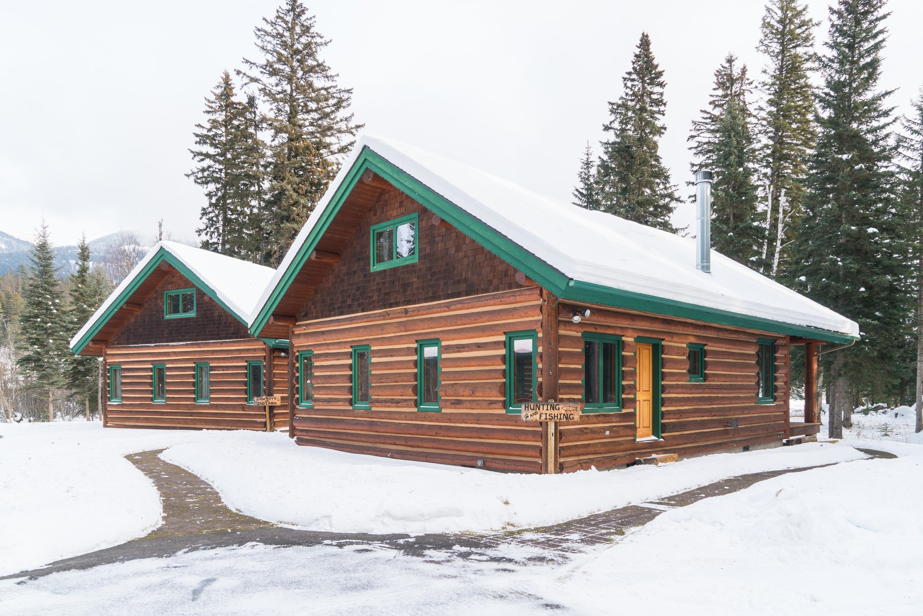 Additional photo for property listing at 365 Delrey Rd , Whitefish, MT 59937 365  Delrey Rd Whitefish, Montana 59937 United States