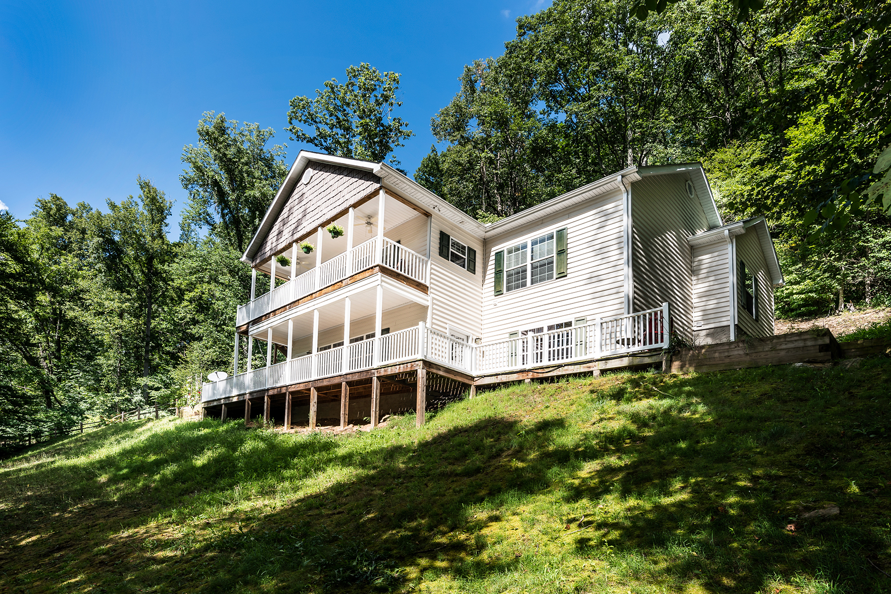 Single Family Home for Sale at SEVEN GLENS 68 High Timber Trl Weaverville, North Carolina, 28787 United StatesIn/Around: Asheville