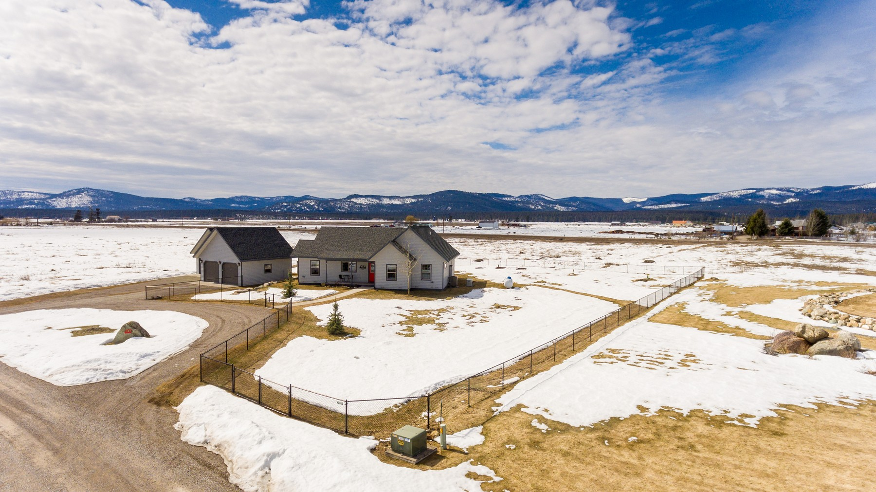 Einfamilienhaus für Verkauf beim 469 Lost Farm Ln , Kalispell, MT 59901 469 Lost Farm Ln Kalispell, Montana, 59901 Vereinigte Staaten