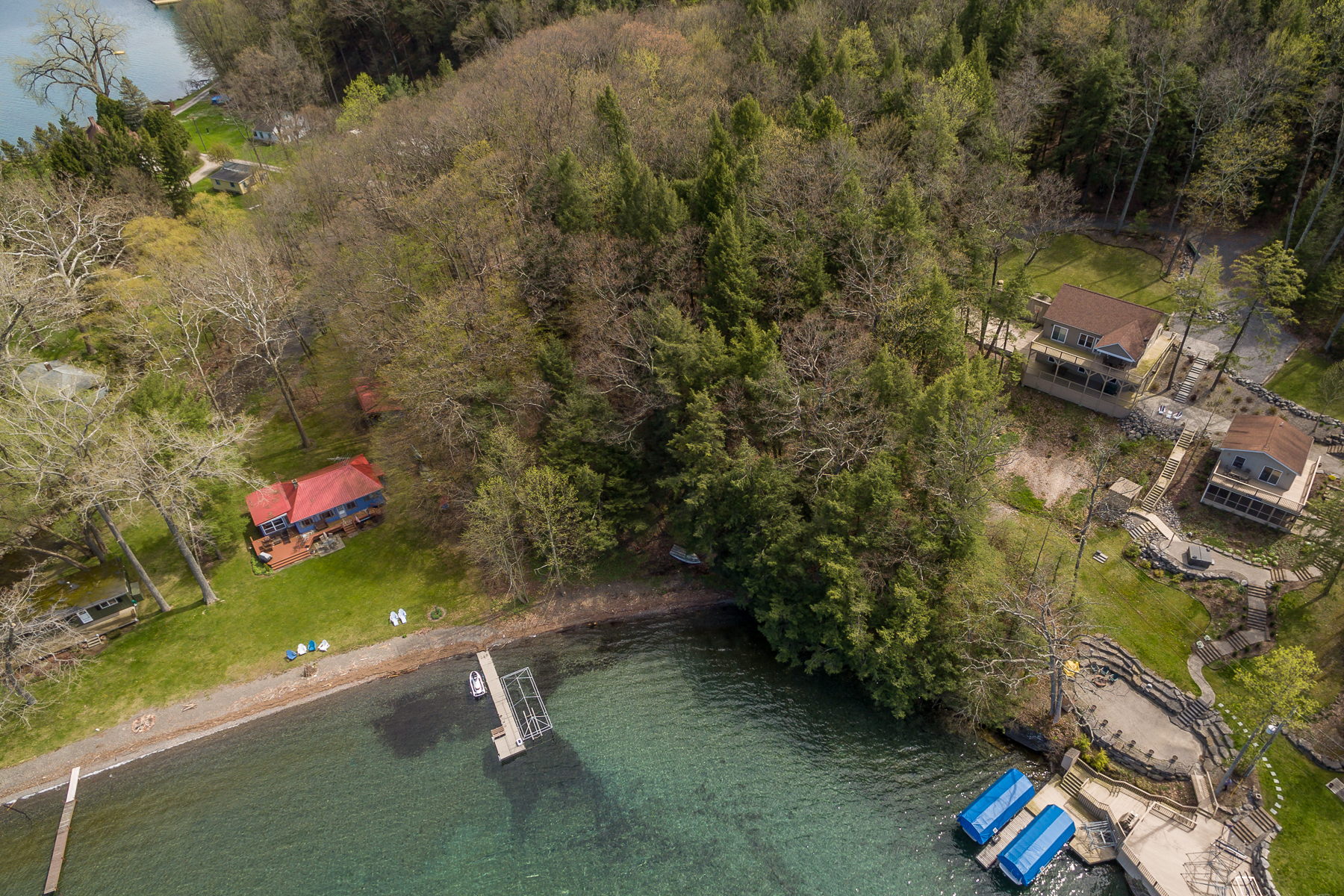 Additional photo for property listing at Twin Oaks 0000  Appletree Point Rd Skaneateles, 纽约州 13152 美国