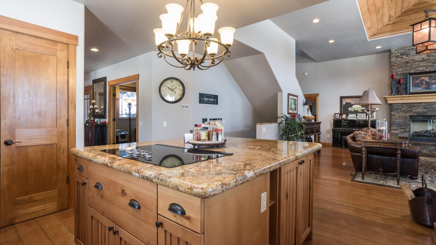 Single Family Home for Sale at 1301 Holt Dr , Bigfork, MT 59911 1301 Holt Dr Bigfork, Montana 59911 United States