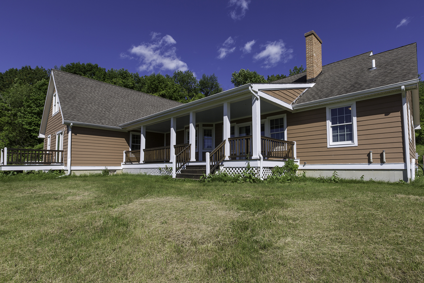 Single Family Home for Sale at Custom Built Cape with Beautiful Country View 61 Link Rd Ghent, New York 12075 United States