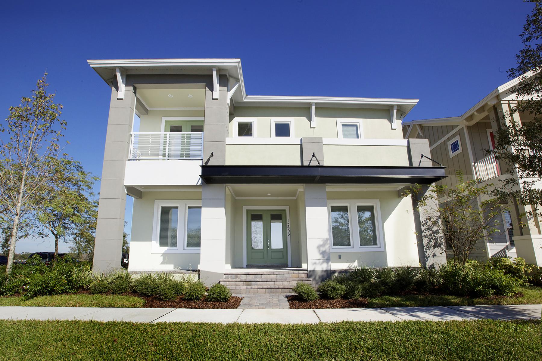 Maison unifamiliale pour l Vente à ORLANDO 13605 Granger Ave Orlando, Florida, 32827 États-Unis