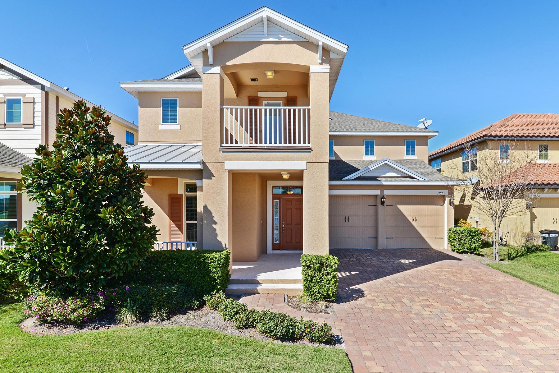 Casa para uma família para Venda às Windermere,Florida 11913 Gold Creek Trl Windermere, Florida, 34786 Estados Unidos