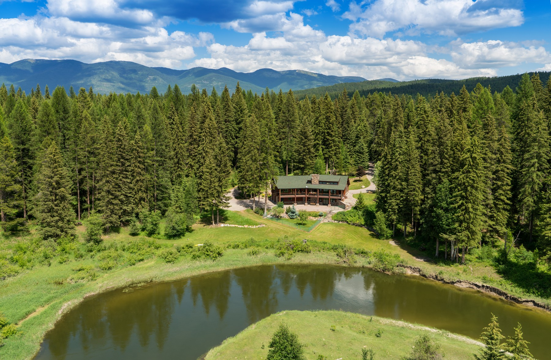 sales property at 4747 Highway 93 West, Whitefish, MT 59937