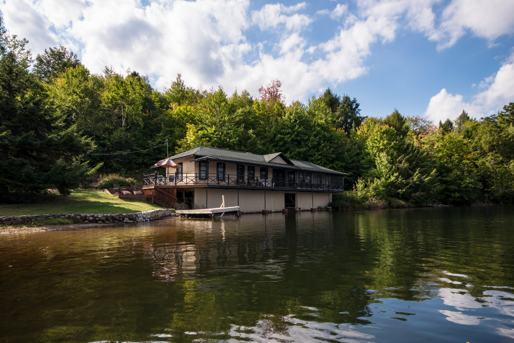 sales property at Lake's End Lodge