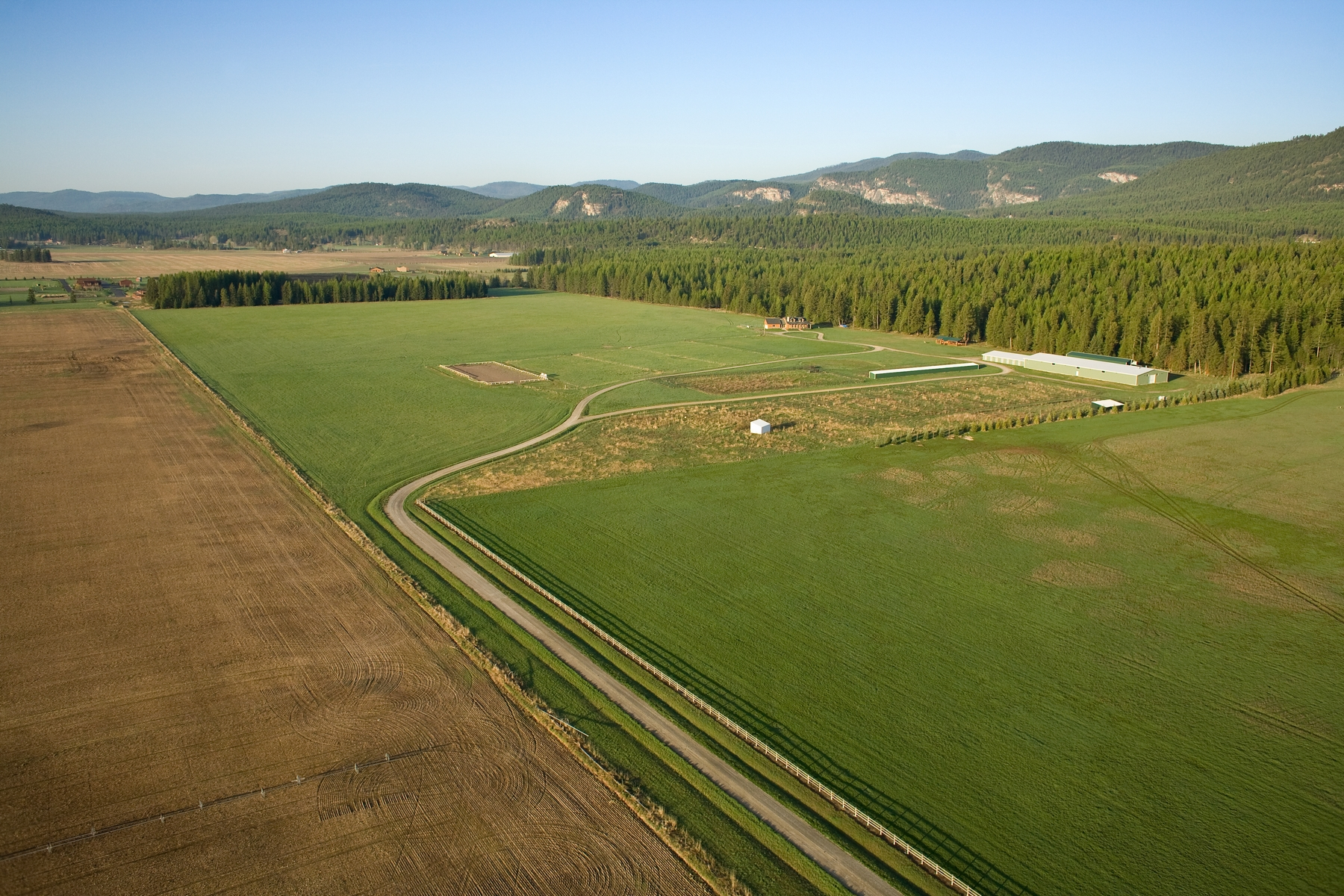 Land for Sale at 567 & 573 Twin Bridges Rd , Whitefish, MT 59937 567 & 573 Twin Bridges Rd Whitefish, Montana, 59937 United States
