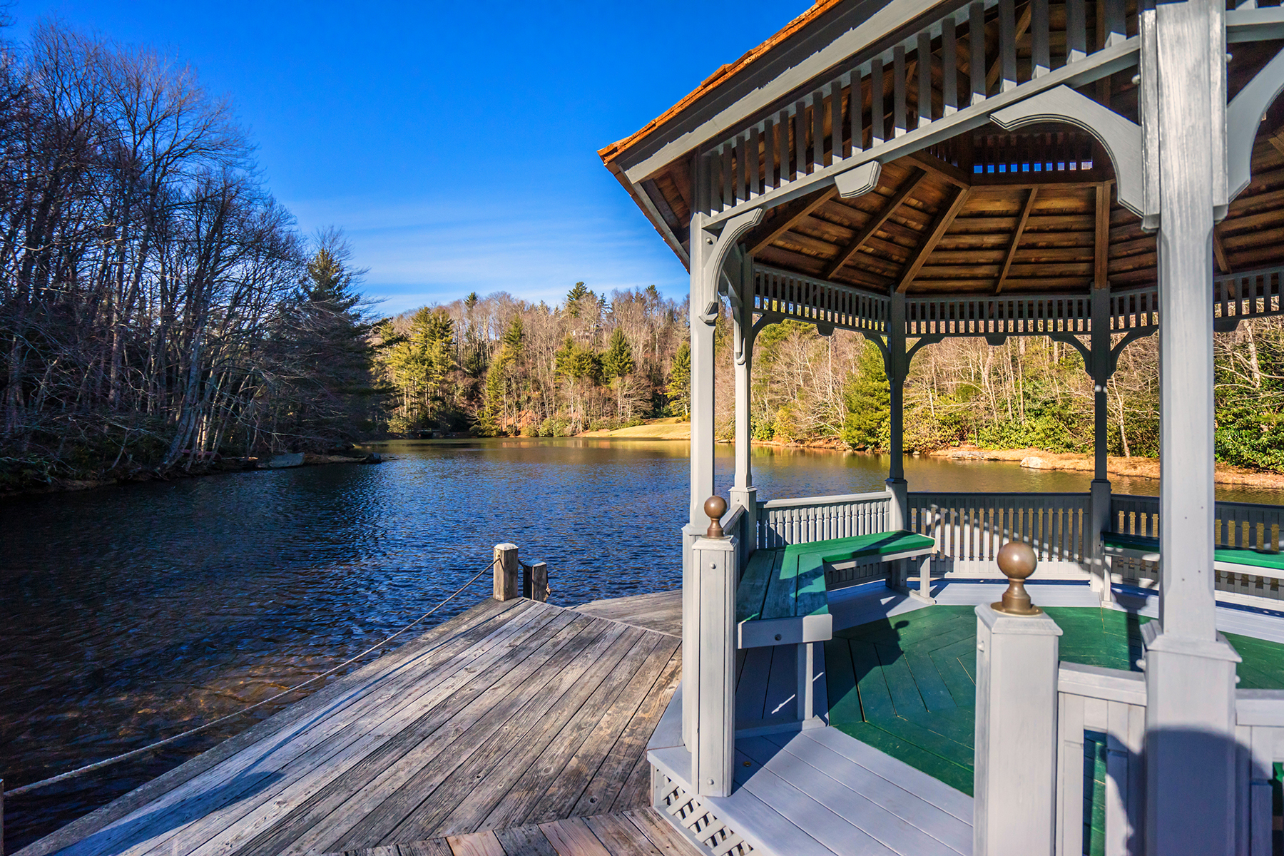 Single Family Home for Sale at Blowing Rock 410 New River Lake Drive N/A, Blowing Rock, North Carolina 28605 United States