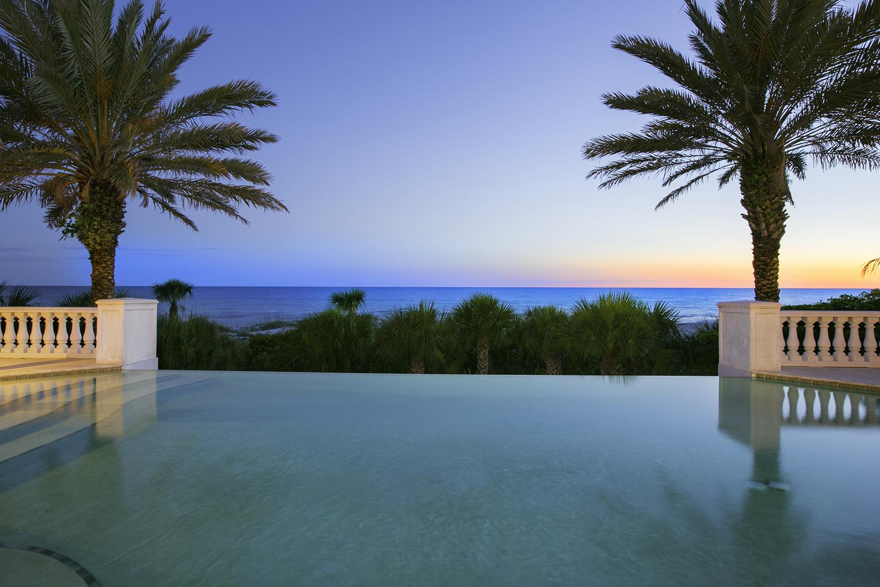 Additional photo for property listing at LONGBOAT KEY 1  Villa Del Sogno,  Longboat Key, Florida 34228 United States