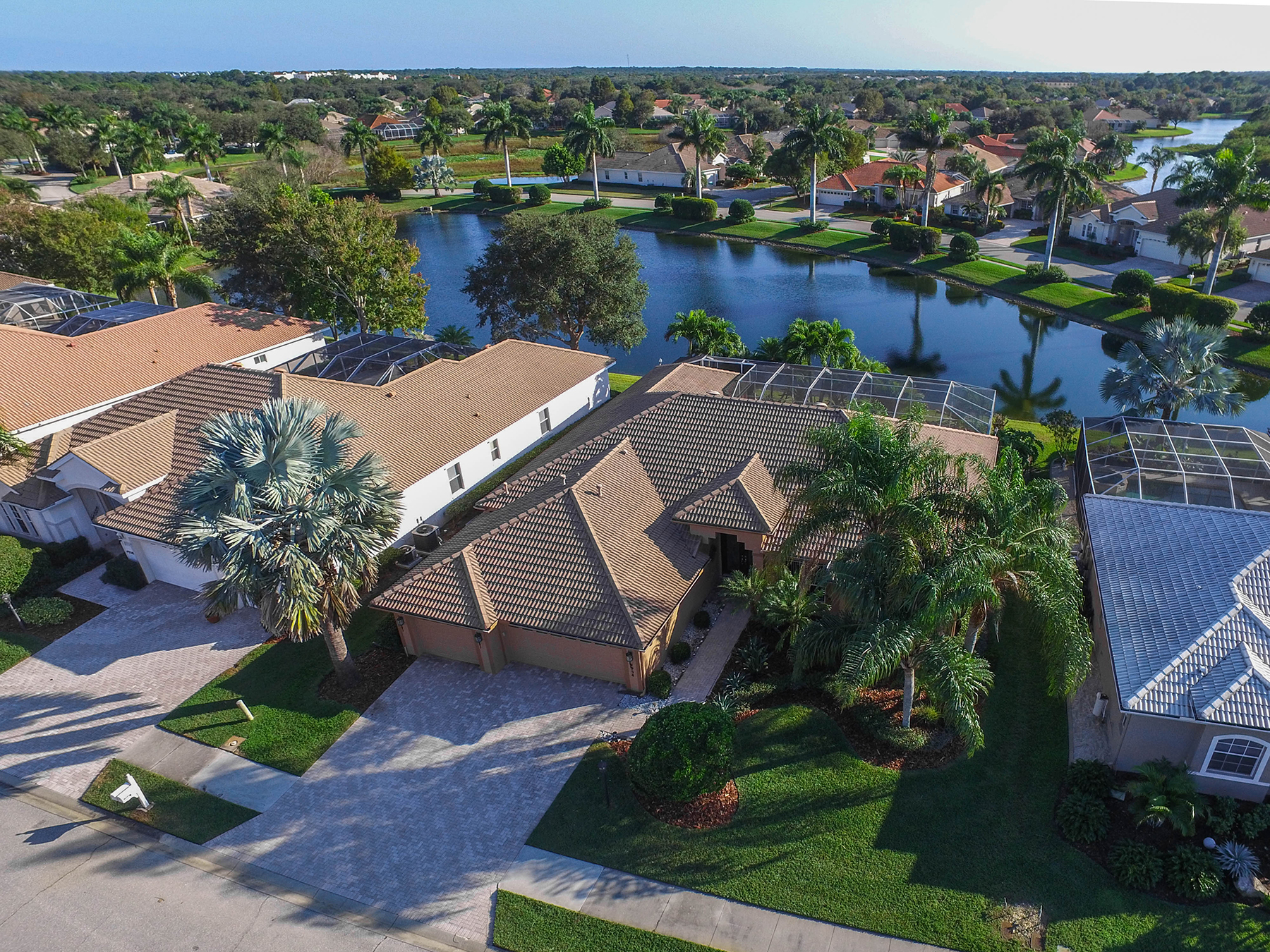 一戸建て のために 売買 アット HAMPTONS 4954 Gardiners Bay Cir Sarasota, フロリダ, 34238 アメリカ合衆国