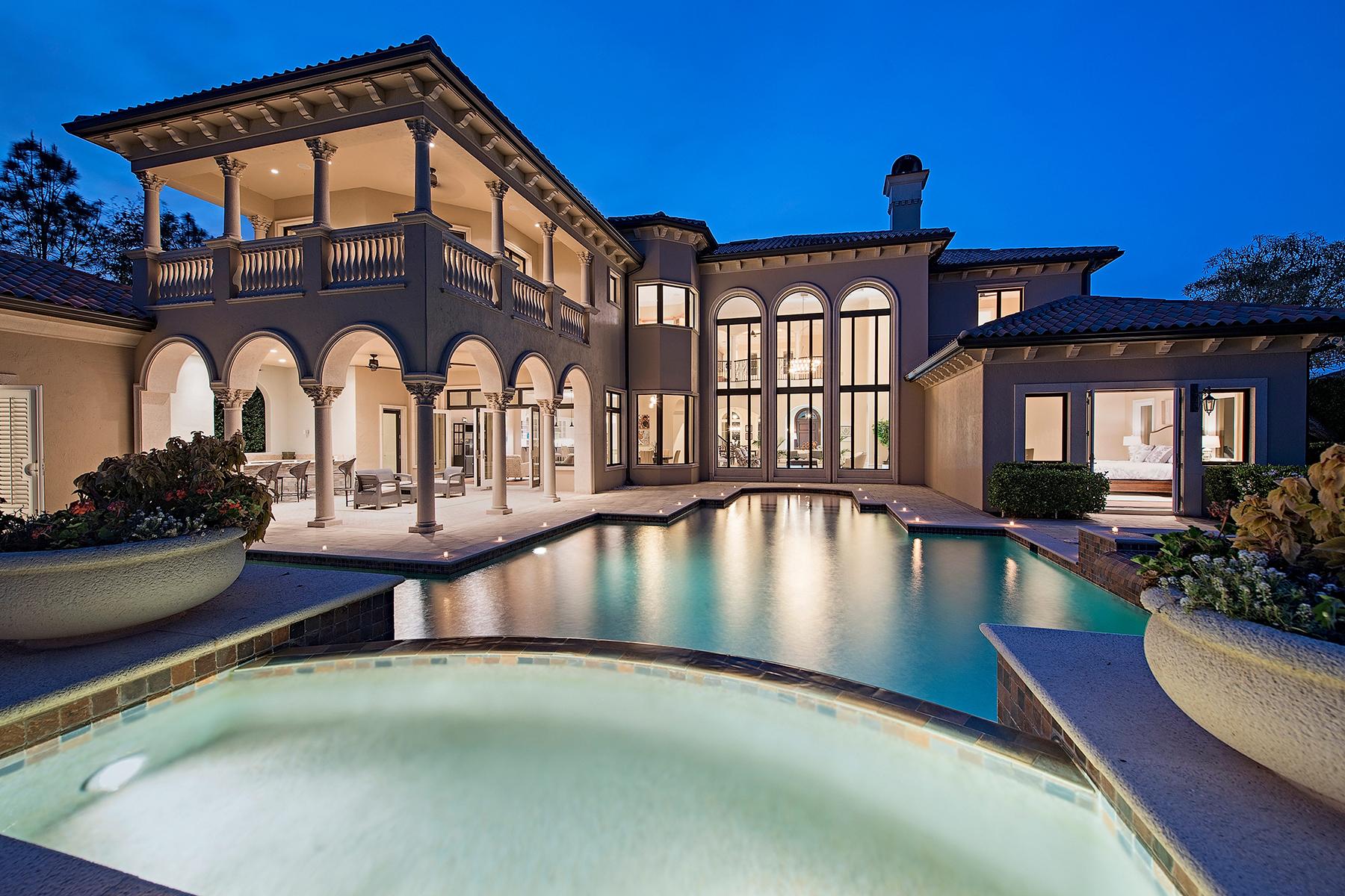 一戸建て のために 売買 アット Naples 16770 Prato Way Naples, フロリダ, 34110 アメリカ合衆国