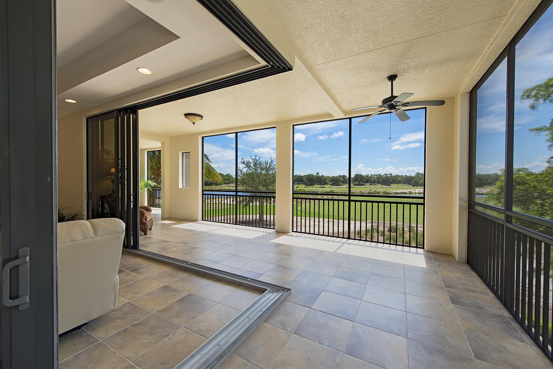 Condominio por un Venta en TIBURON - MARQUESA ROYALE 2538 Marquesa Royale Ln 5-102 Naples, Florida, 34109 Estados Unidos