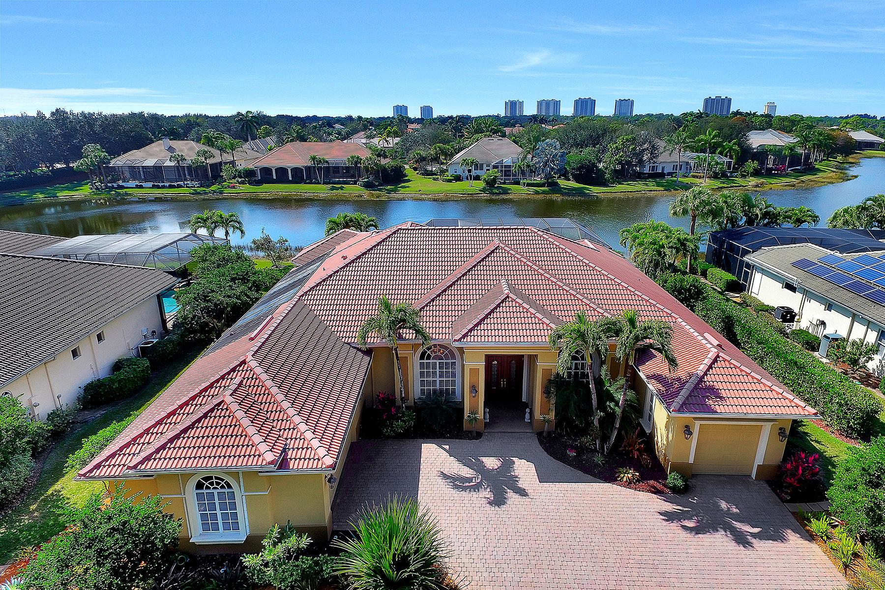 一戸建て のために 売買 アット PELICAN LANDING - WATERSIDE 23660 Peppermill Ct Estero, フロリダ, 34134 アメリカ合衆国