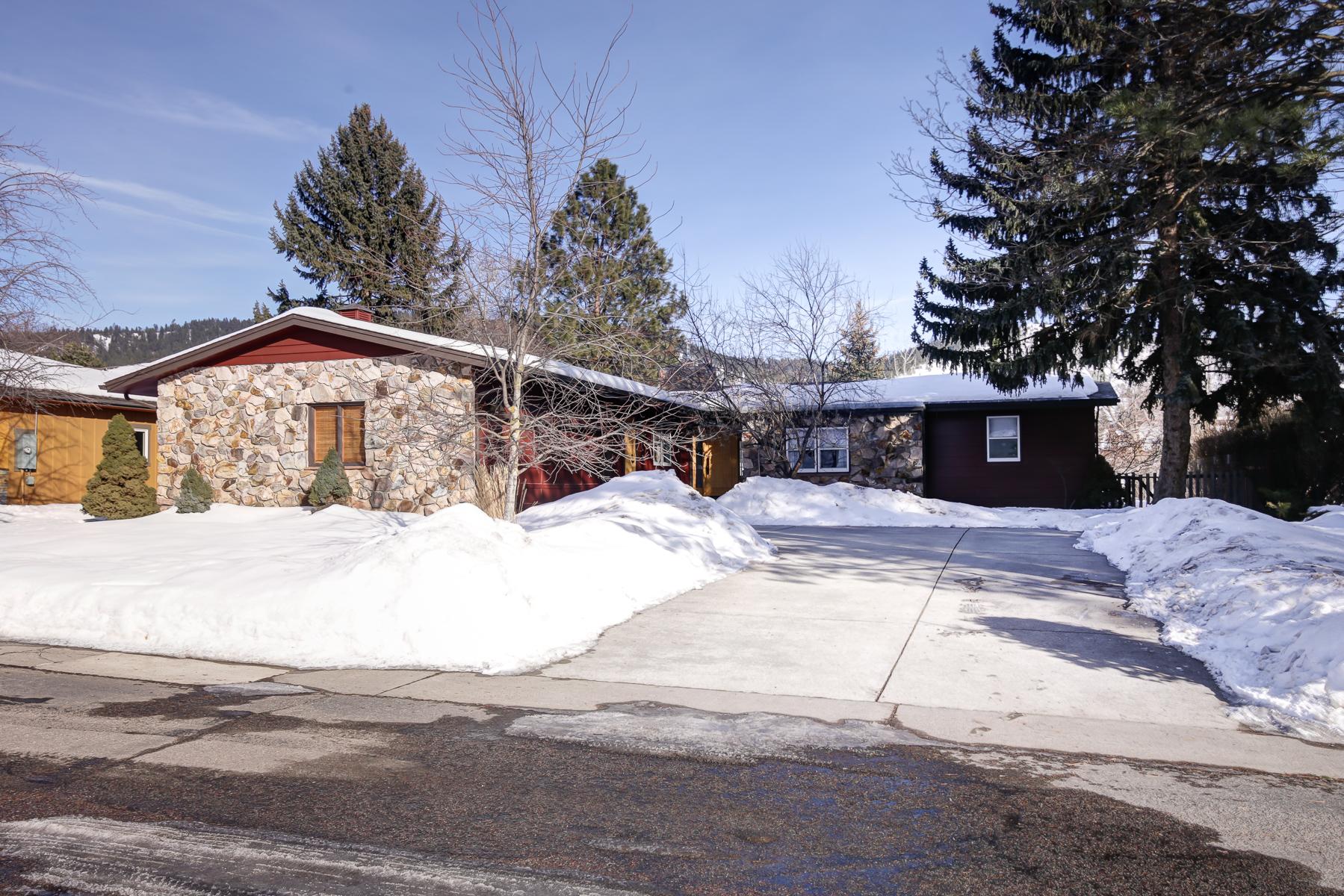 Casa Unifamiliar por un Venta en 4022 Lincoln Rd , Missoula, MT 59802 4022 Lincoln Rd Missoula, Montana, 59802 Estados Unidos