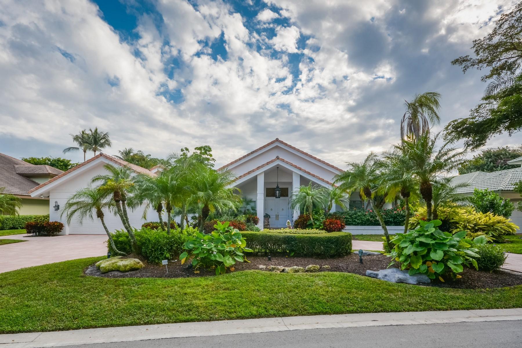 Einfamilienhaus für Verkauf beim 7500 Mahogany Bend Pl , Boca Raton, FL 33434 7500 Mahogany Bend Pl Boca Raton, Florida, 33434 Vereinigte Staaten