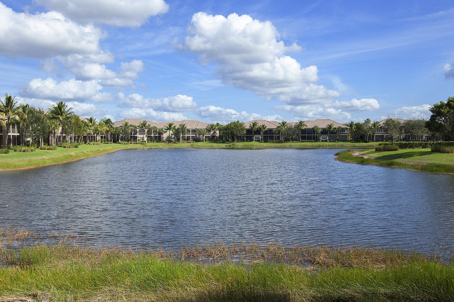 コンドミニアム のために 売買 アット FIDDLERS CREEK 9270 Campanile Cir 102 Naples, フロリダ, 34114 アメリカ合衆国