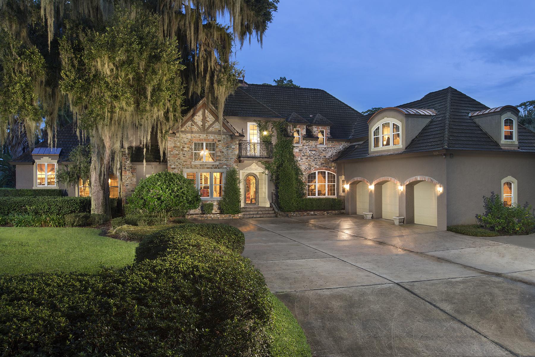独户住宅 为 销售 在 ORLANDO,FLORIDA 5129 Cranes Point Ct 奥兰多, 佛罗里达州, 32839 美国