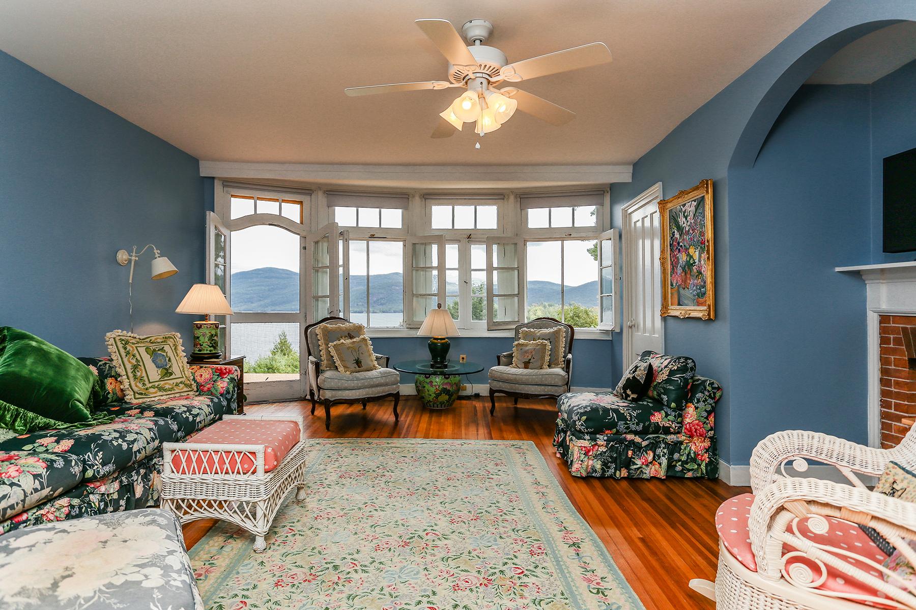 Additional photo for property listing at High Point 5078-5080  Lake Shore Dr Bolton Landing, Нью-Йорк 12814 Соединенные Штаты
