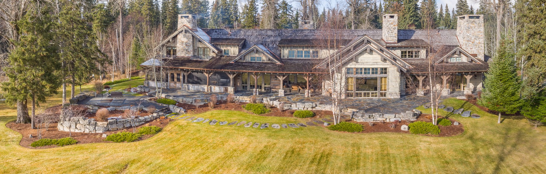 Single Family Home for Sale at 365 Delrey Rd , Whitefish, MT 59937 365 Delrey Rd Whitefish, Montana 59937 United States