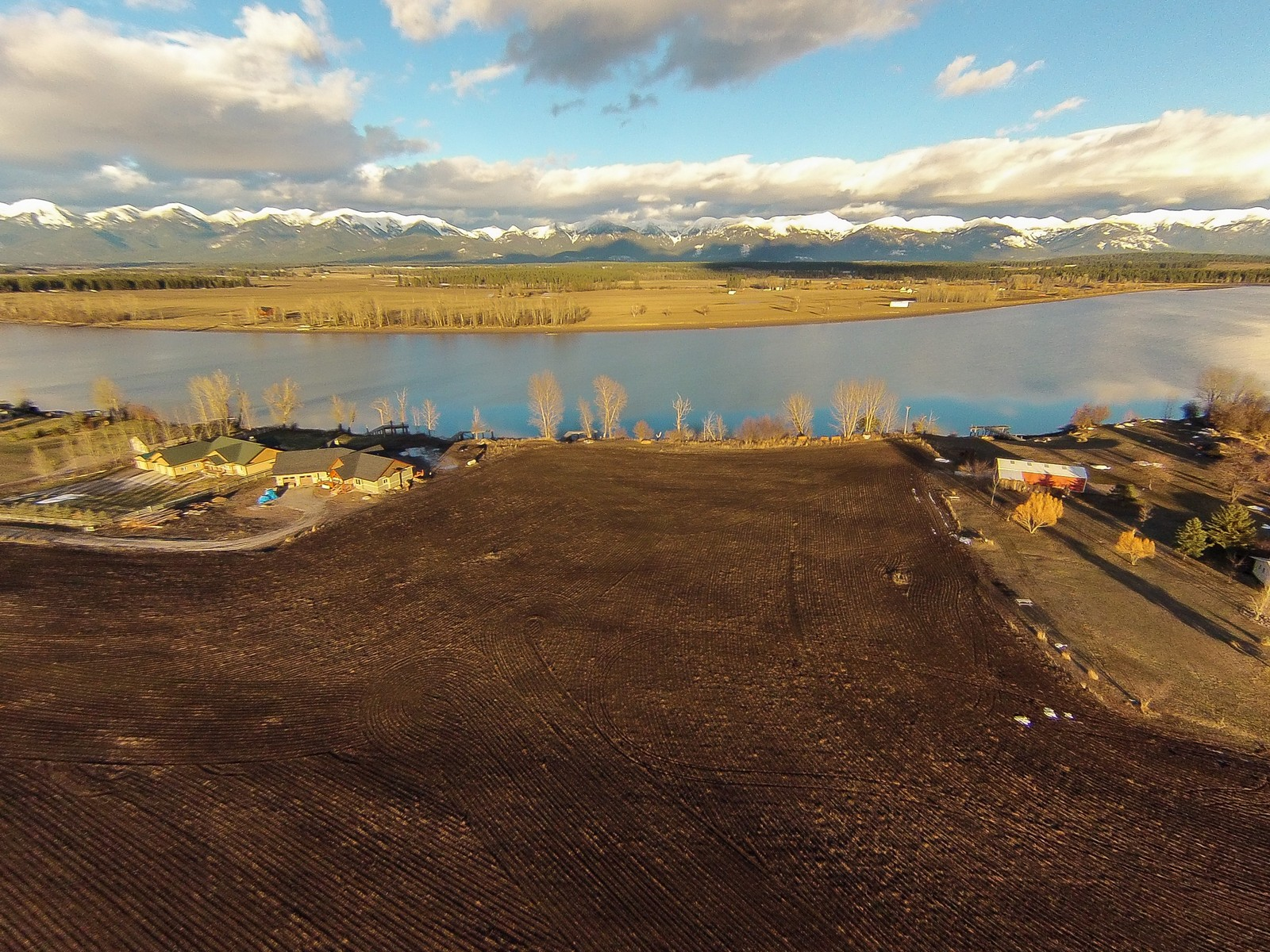 Additional photo for property listing at Flathead River Acreage 37  Mountain Star Shores Rd Kalispell, Montana 59901 United States