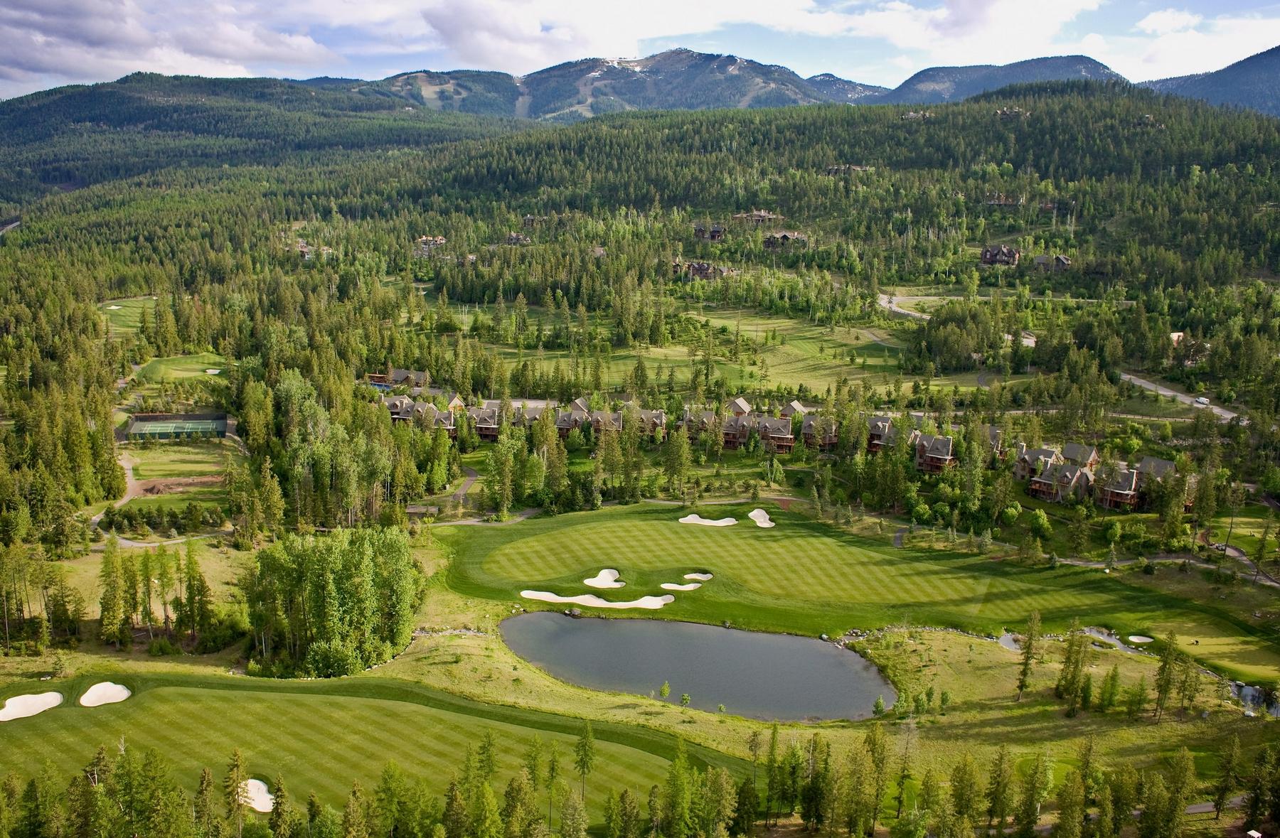 Additional photo for property listing at 153 S Prairiesmoke Cir , Whitefish, MT 59937  Whitefish, Montana 59937 United States