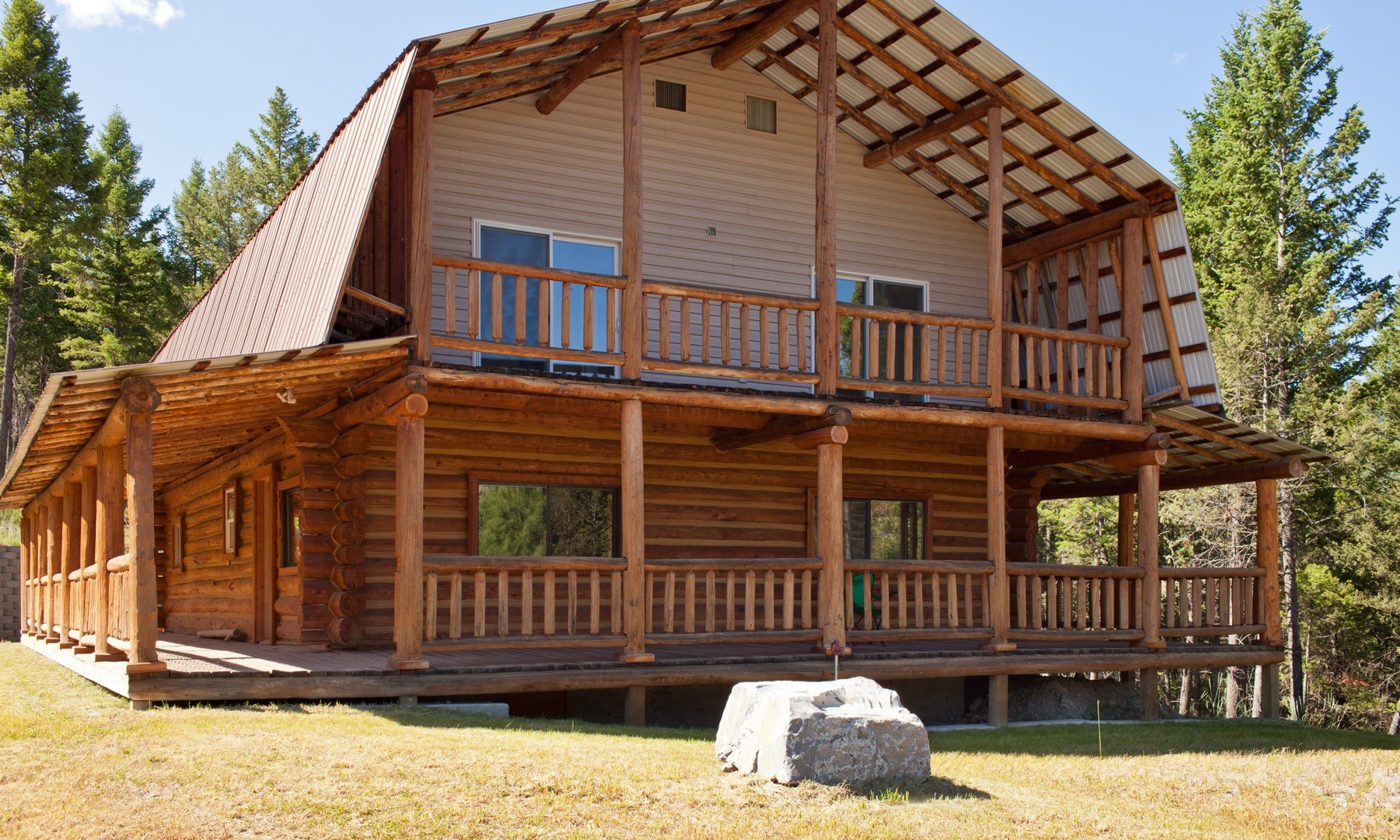Single Family Home for Sale at 1390 Coon Hollow Rd , Kila, MT 59920 1390 Coon Hollow Rd Kila, Montana, 59920 United States
