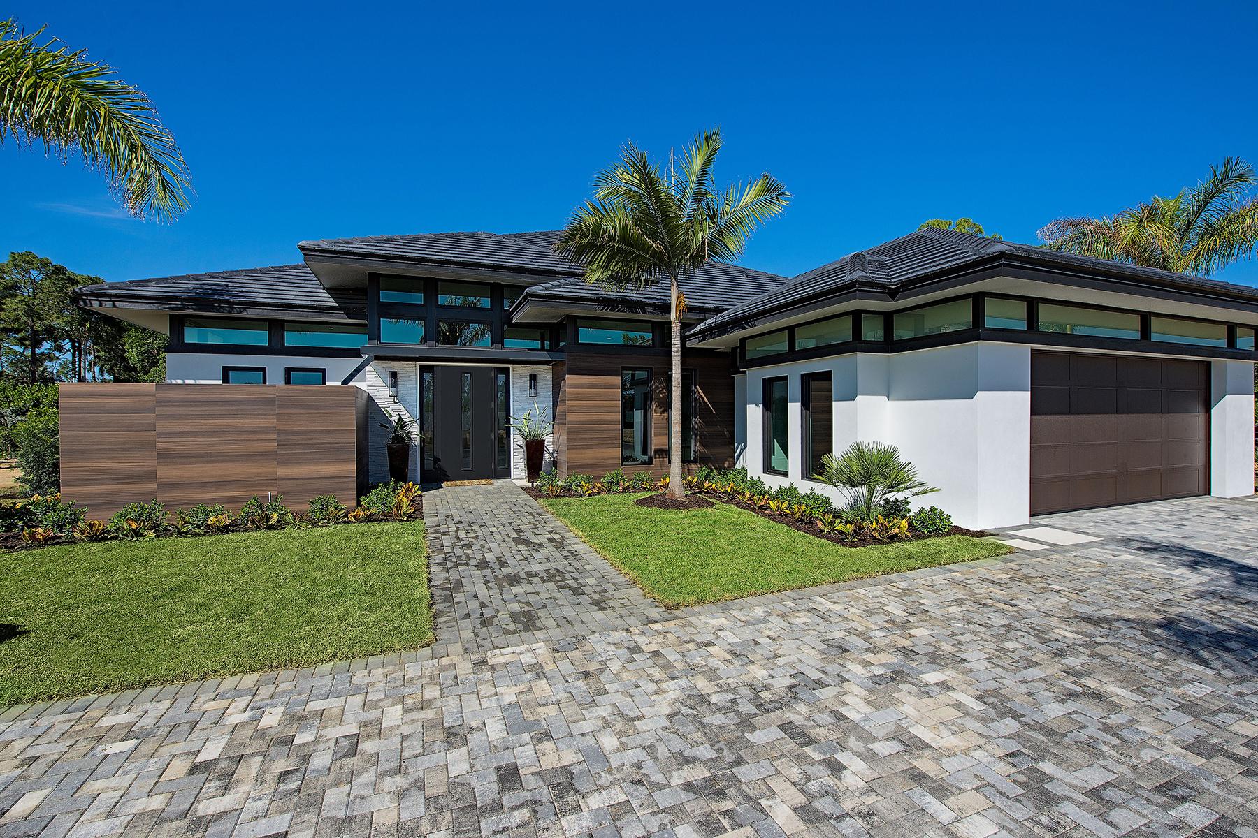Nhà ở một gia đình vì Bán tại LEGACY ESTATES 598 Lakeland Ave Lot 3 Naples, Florida, 34110 Hoa Kỳ