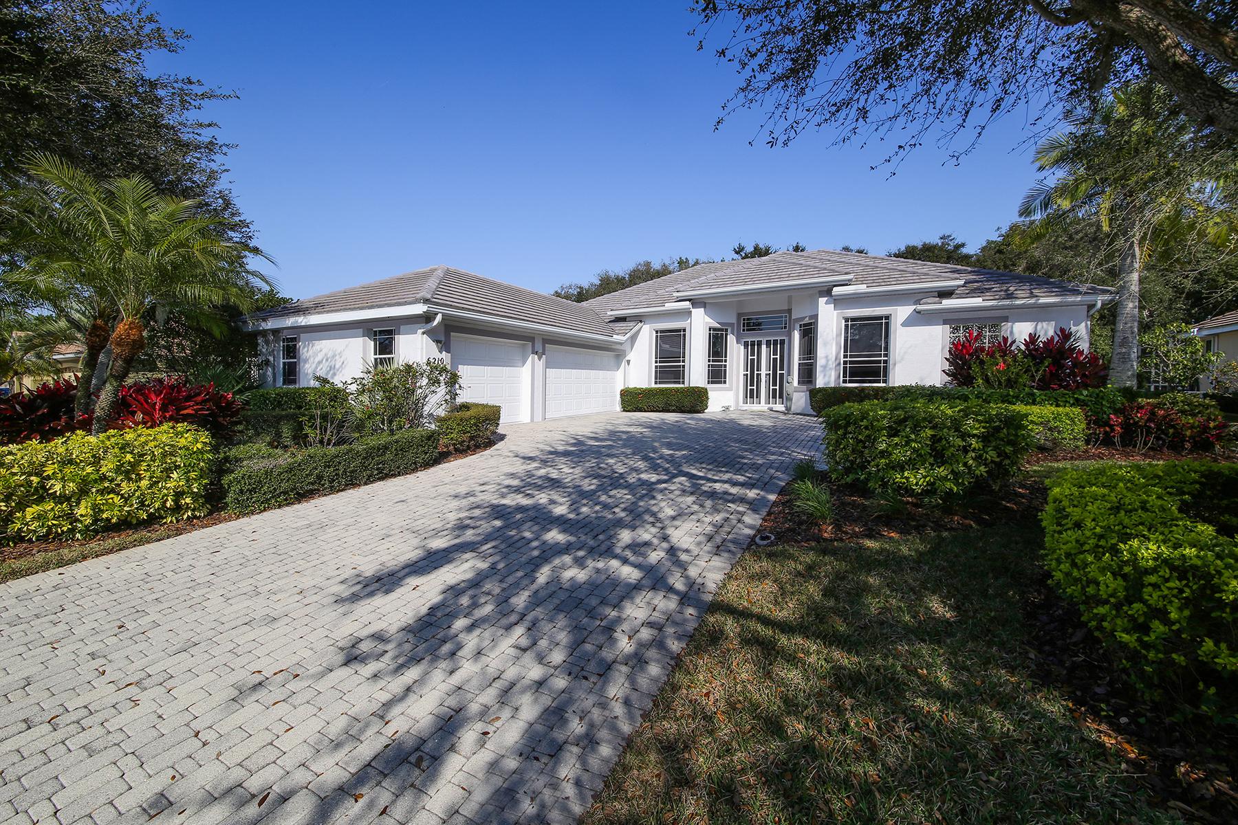 独户住宅 为 销售 在 MOTE RANCH 6210 Stillwater Ct University Park, 佛罗里达州, 34201 美国