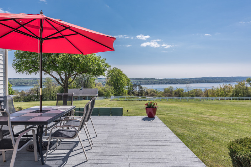 Additional photo for property listing at Skaneateles Lake Views on 5.5 Acres 1300  Hencoop Rd Skaneateles, 纽约州 13152 美国