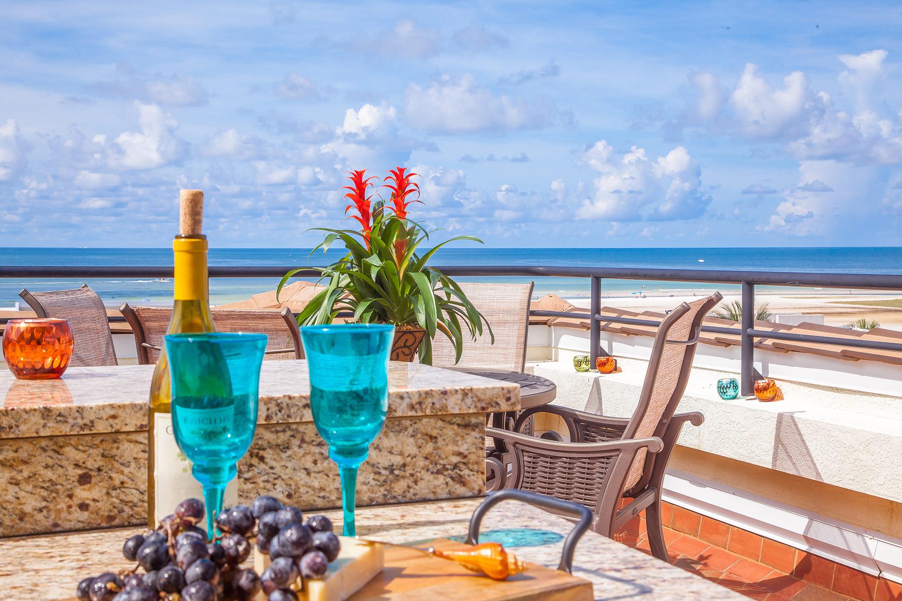 Copropriété pour l Vente à Siesta Key 309 Beach Rd 309-S2 Sarasota, Florida, 34242 États-Unis