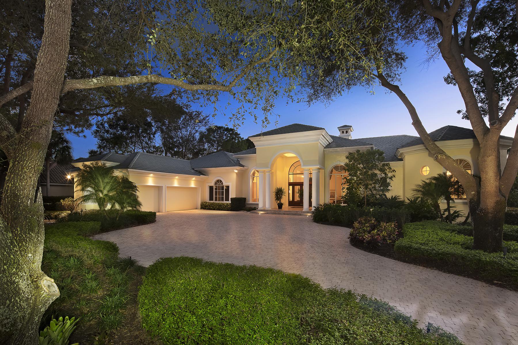 一戸建て のために 売買 アット 2720 Buckthorn Way , Naples, FL 34105 2720 Buckthorn Way Naples, フロリダ, 34105 アメリカ合衆国