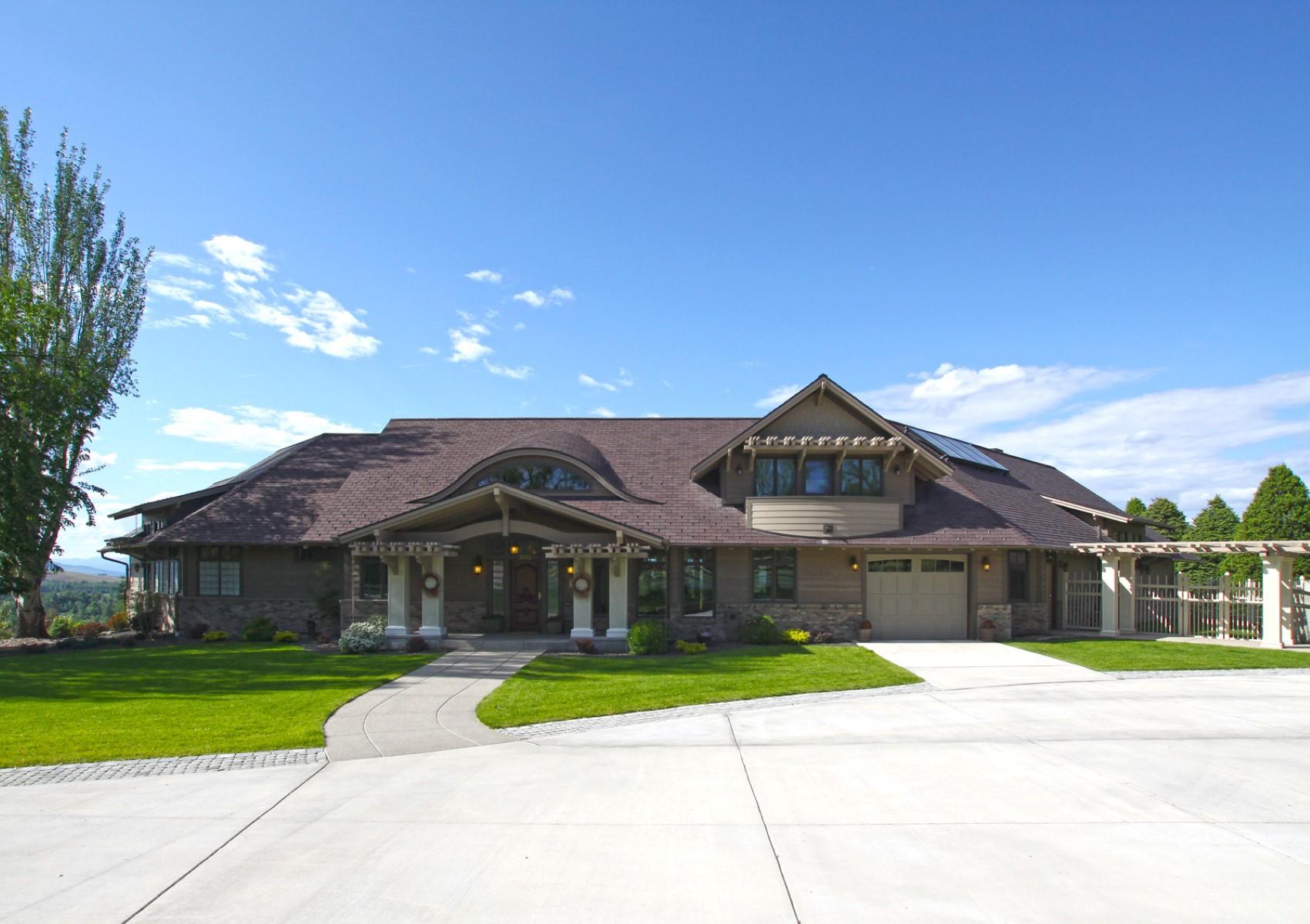 Casa Unifamiliar por un Venta en 2932 Starlight Drive 2932 Starlight Drive Missoula, Montana, 59803 Estados Unidos