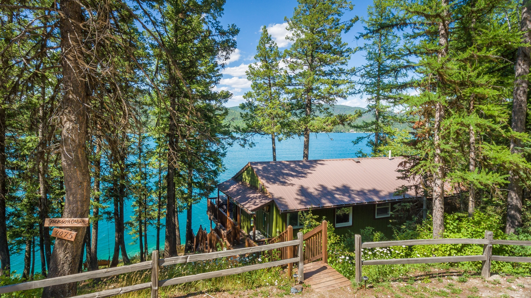 Einfamilienhaus für Verkauf beim 4075 Ashley Lake , Kalispell, MT 59901 4075 Ashley Lake Rd Kalispell, Montana, 59901 Vereinigte Staaten