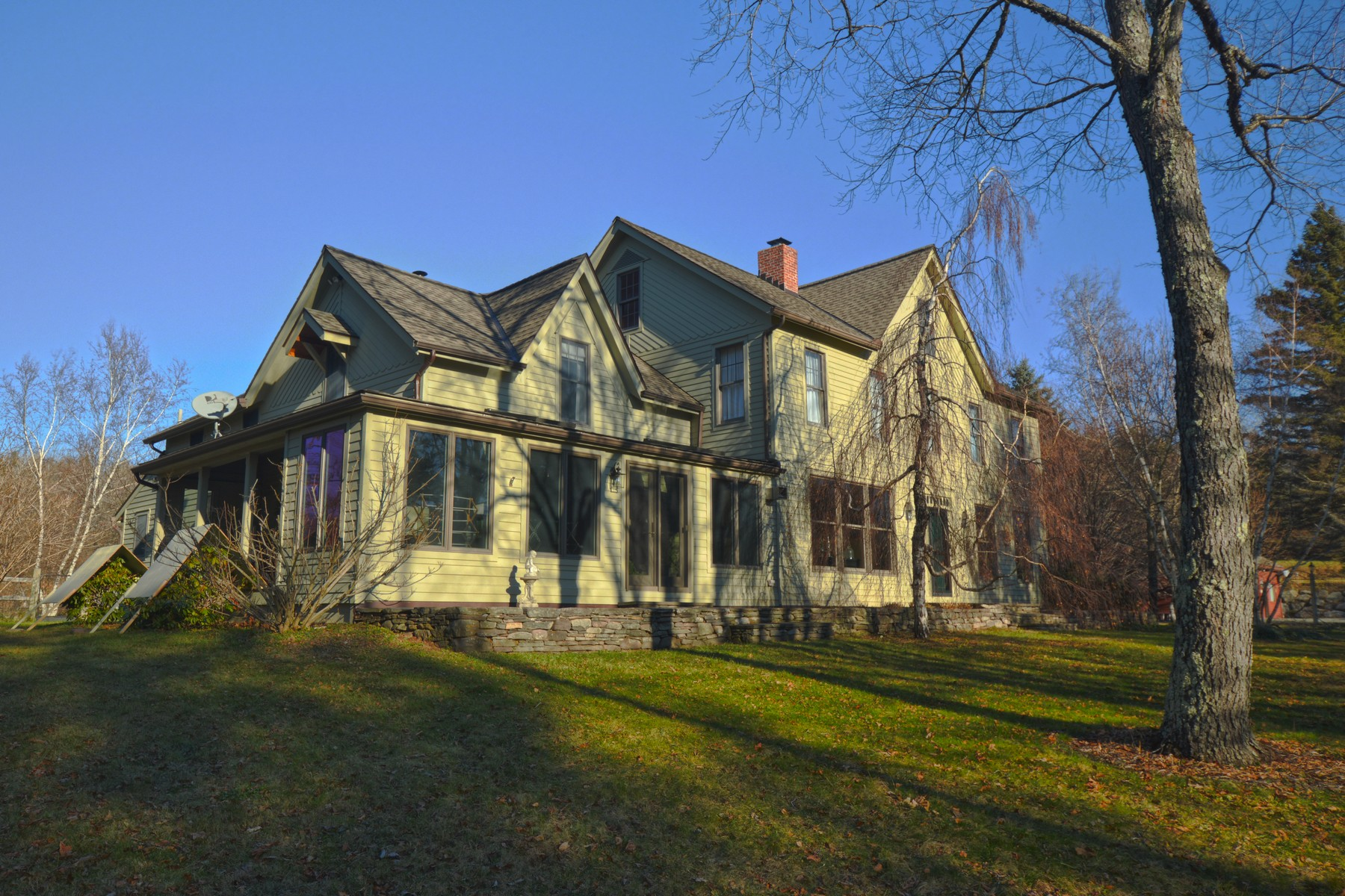 Additional photo for property listing at Deercroft 2304  Route 23c East Jewett, New York 12424 United States