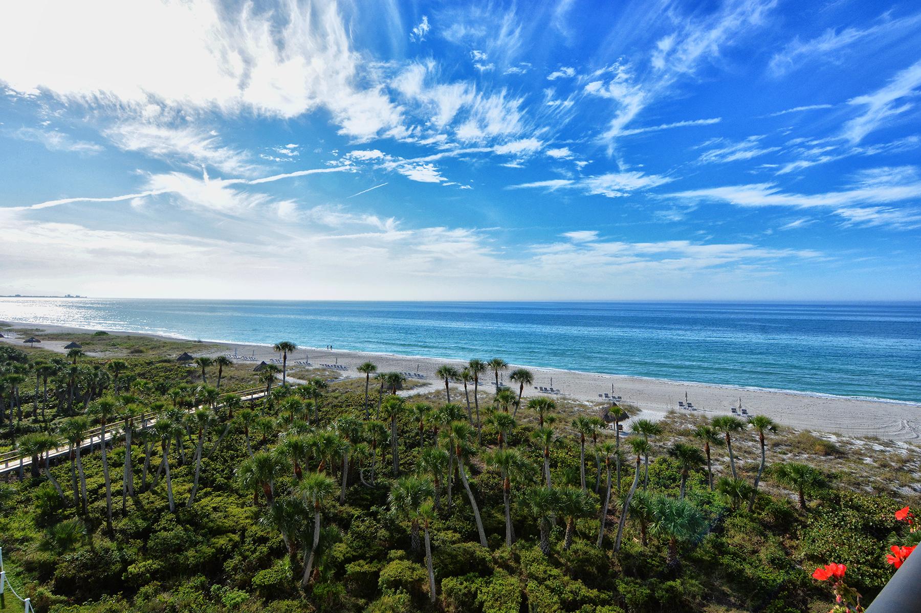Condominio por un Venta en LONGBOAT KEY 1485 Gulf Of Mexico Dr 505 Longboat Key, Florida, 34228 Estados Unidos