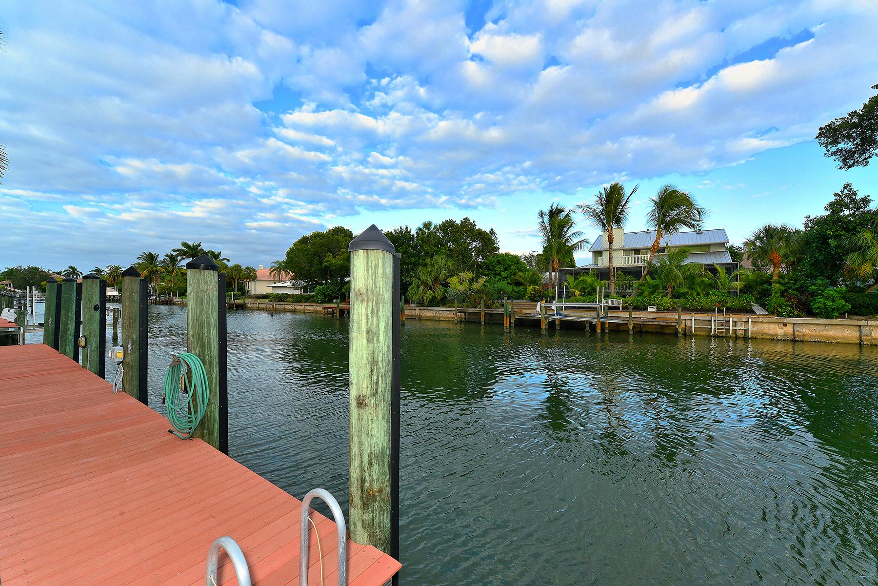 Einfamilienhaus für Verkauf beim BIRD KEY 476 Partridge Cir Bird Key, Sarasota, Florida, 34236 Vereinigte Staaten
