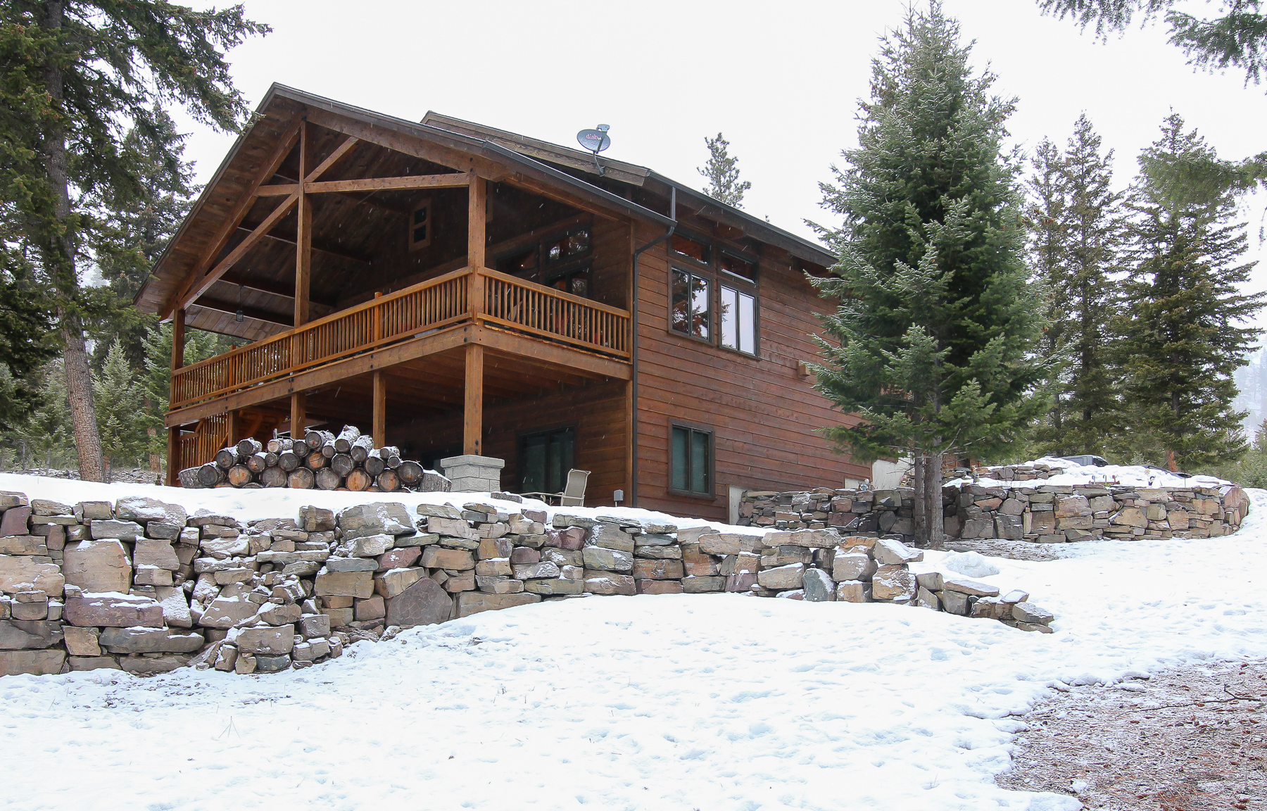 Single Family Home for Sale at 24461 Stonefly Road , Clinton, MT 59825 24461 Stonefly Rd Clinton, Montana, 59825 United States