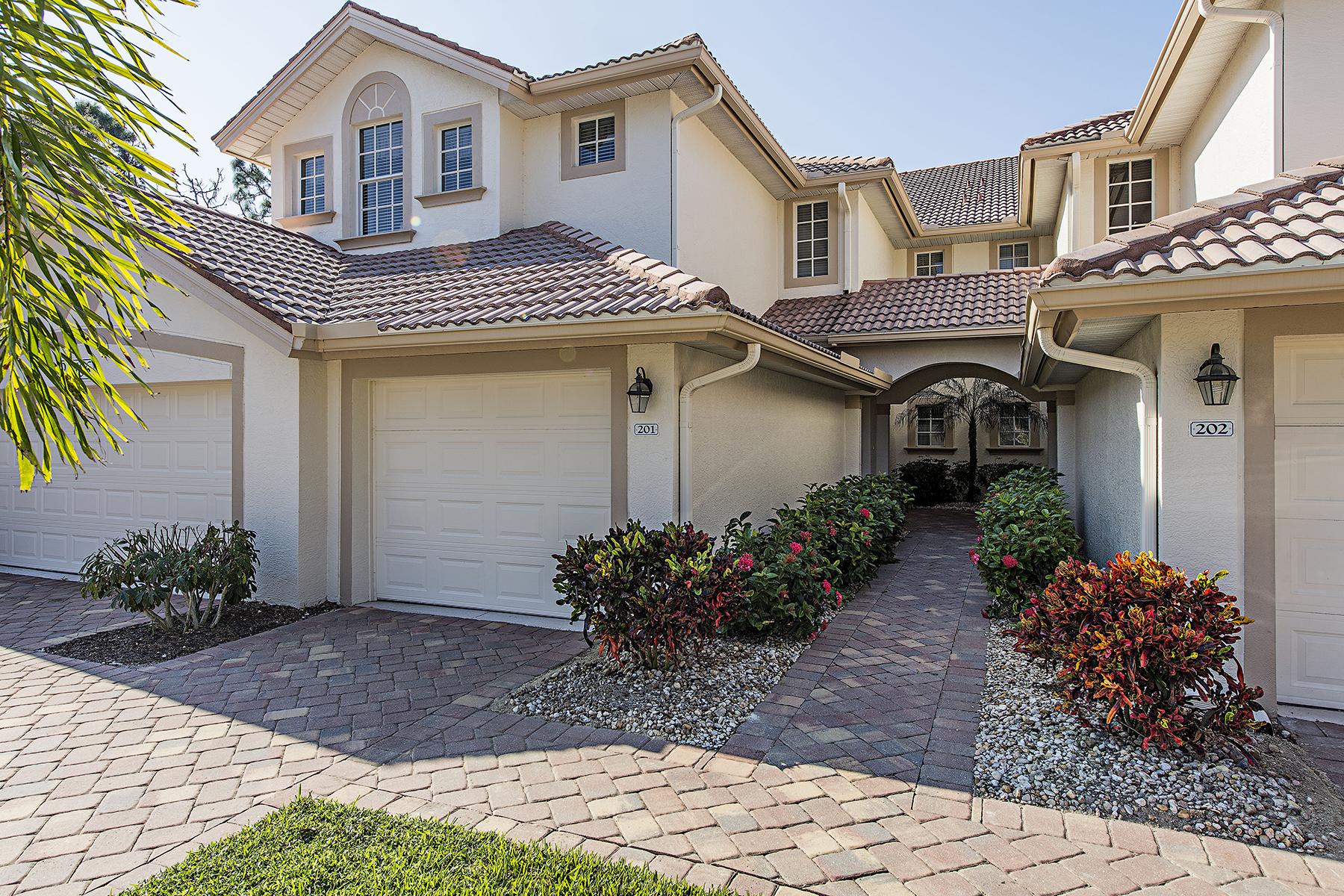 Condominium for Sale at MORNINGSIDE 23166 Rosedale Dr 201 Estero, Florida, 34135 United States