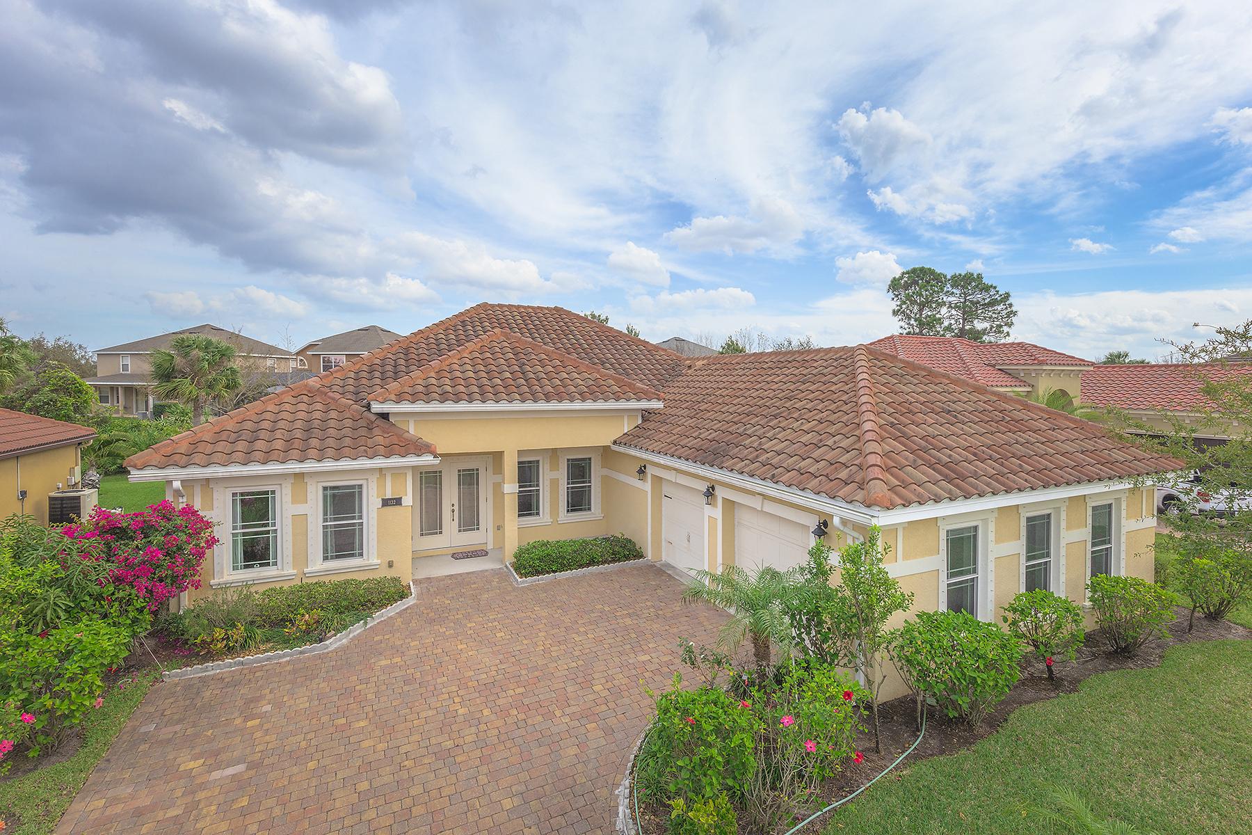 Maison unifamiliale pour l Vente à MELBOURNE 1132 Tralee Bay Ave Melbourne, Florida, 32940 États-Unis